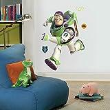 RoomMates 玩具总动员 巴斯巨型即剥即贴墙贴 - RMK1431GM