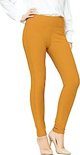 conceited 高级超柔基本打底裤–高腰–常规和 PLUS 尺码–12种颜色