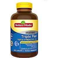 Nature Made TripleFlex 三重*,170 粒胶囊 200 caps 1.00