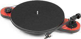 Pro-Ject Audio Systems 元素高保真转盘 - 红色