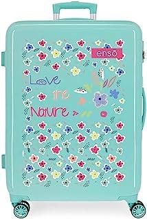 Jumma 包,s.l. Love The Nature 中号行李箱,48x68x26 厘米 * 48x68x26 cms