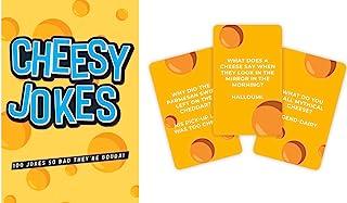 Gift Republic GR490071 100 Cheesy Jokes 卡片