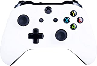 Xbox One Soft Touch Wireless Controller (White)