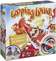 Looping Louie 儿童游戏,趣味3D游戏,儿童生日派对游戏,娱乐社交和家庭游戏,适合儿童和成人,2-4名玩家,4岁以上