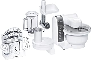 Bosch 博世 mum4855 厨师机 塑料材质 1L,白色