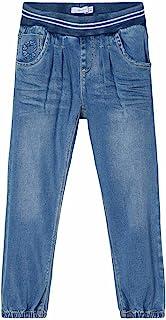 Name It 婴儿女童牛仔裤