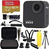 GoPro MAX 360 运动动作相机 + SanDisk Extreme 64GB microSDXC + *超值套…