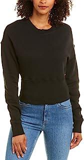 n:PHILANTHROPY 女式 Reeves 长袖休闲套头圆领运动衫