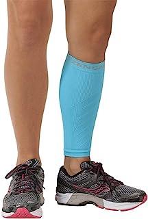 Zensah Calf/Shin Splint Compression Sleeve - Treat Shin Splints and Calf Strains - Compression Sleeve for Running, Basketb...