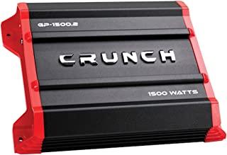 Crunch GP-1500.2 地面打音器 1,500 瓦 2 通道 AB 类放大器