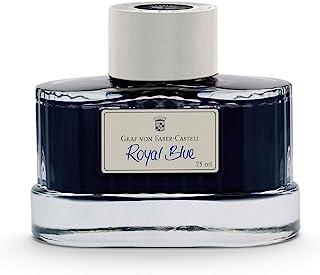 Faber-Castell 輝柏嘉 Graf 141009 墨水筆 75 毫升 藍色