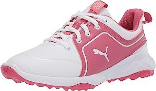 PUMA 中性儿童 Grip Fusion 2.0 高尔夫球鞋