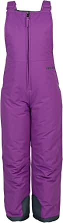 Arctix 婴儿/幼儿胸前高雪围兜连体衣 5岁 紫色 1575-51-5T-51-5T