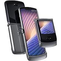 Motorola 摩托罗拉 Razr 5G 手机 | 解锁,美国制造 | 8 / 256GB | 48MP相机 | 20…