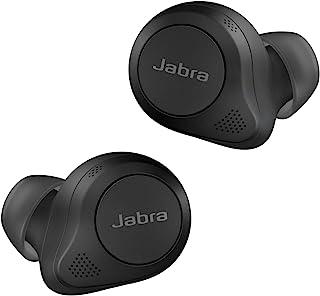 Jabra 捷波朗 Elite 85t 真正的无线耳机 - Jabra 耳机,配有先进的主动降噪和强大的扬声器 - 无线充电外壳