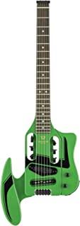 Traveler Guitar 6 弦实心电吉他,右侧,Daytona Green (SPD DG)