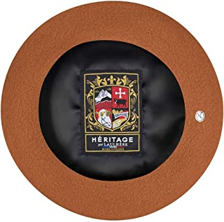 Laulhere Heritage Classiques 正宗传统法国羊毛贝雷帽
