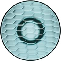 Kartell 04753AZ Jellies大号挂衣钩,浅蓝色,13直径x6厘米,一套2个