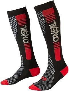O'NEAL 摩托车越野赛 摩托车袜 MX 下坡自由滑雪 吸汗 紧贴 减少肌肉振动 更长 Energy MX 性能袜子 V.22 中性款