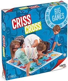 Cayro 十字交叉地板游戏