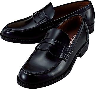 Bercity Mate 男士学校用 半牛津鞋 T-11-41