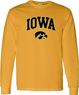 UGP 校园服装 NCAA 官方*学院 - 大学队彩色拱形标志长袖