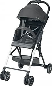 Combi康贝 婴儿车 F2 Limited AF 黑色 (BK) 适合7个月~36个月左右的 超轻一手推车 符合SG标准