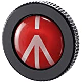Manfrotto 圆形快速释放板适用于小型动作三脚架