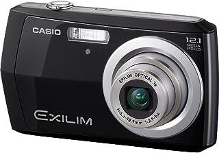 Casio Exilim EX-Z16 12 MP 数码相机,3x 缩放,2.7 英寸 LCD (黑色)