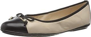 CAPRICE 女式 Katja 闭趾芭蕾平底鞋