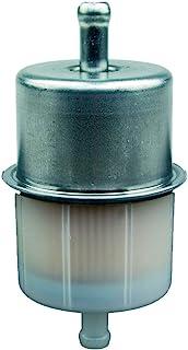Ratioparts 燃油滤清器 直径 9.5 毫米 适用于猫 银色 白色
