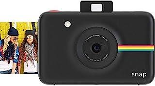 Polaroid 宝丽来 ZINK Zero 墨水打印技术 数码拍立得POLSP01B  相机 黑色