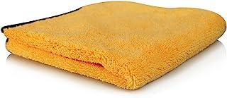 Chemical Guys MIC_721 奇迹干燥吸收剂,优质超细纤维毛巾,金,25英寸x 36英寸(约63.5厘米 x 91.44厘米)