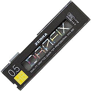 斑马自动铅笔芯 自动铅笔 0.5 HB 10個