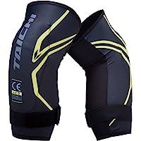 RS TAICHI STEALTH CE 护膝 [LV2](一对装) 黑色/黄色 (L号) TRV080