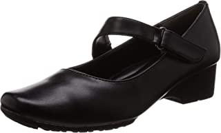 [罗密欧华伦天奴] 舒适 浅口鞋 方头 换装设计 脚背带 鞋跟4cm 足围3E 女士