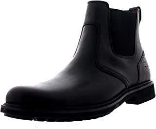 Timberland 男式 stormbuck 套穿 Chelsea 靴子