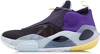 LI-NING All City 7 Wade 男式缓冲篮球鞋内衬防滑专业减震运动鞋运动鞋 ABAN047