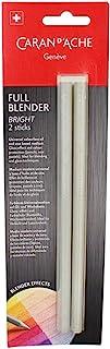 创意艺术材料 Caran D'ache Full Blender - 明亮 2 个装 (902.302)