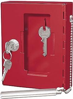 Wedo 应急钥匙盒 - 红色