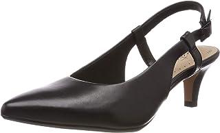 Clarks Linvale Loop, 女士 遮脚趾高跟鞋