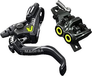 Magura 中性款 – 成人 MT7 Pro 自行车制动器,黑色,2.200 mm Leitungslänge