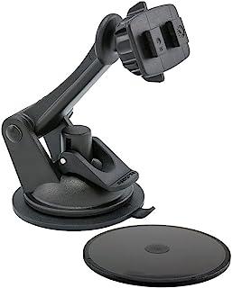 替换或*挡风玻璃或仪表板粘性吸盘支架,带 3 英寸(约 7.6 厘米)臂,适用于 Arkon Dual T 支架和 Magellan GPS