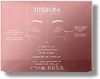 111SKIN 玫瑰金照明眼罩 - 8 个眼罩 48 毫升/ 1.6 液体盎司RGEM48