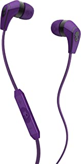 Skullcandy 50/50 S2FFDM-210 入耳式耳机 带麦克风 运动紫色