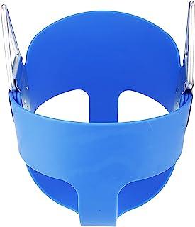 E EVERKING EverKing 重型高背全斗式学步儿童秋千座椅带涂层吊链和按扣挂钩 - 秋千套装配件
