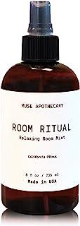 Muse Bath Apothecary Room Ritual - 芳香和放松房间喷雾,8 盎司,加入天然精油 California Citrus 1-包每包 1 条