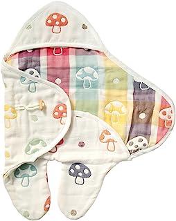 (Hoppetta)Hoppetta 6层纱布毛毯 多色