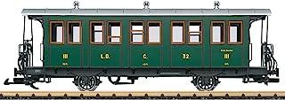 LGB L30341 模型铁路车厢,彩色