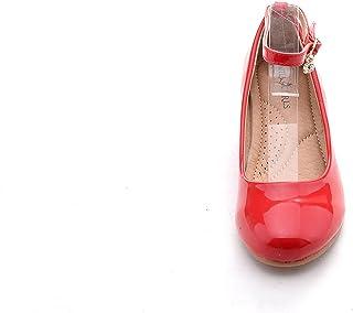 Mila Girls Litte 女童低坡跟高跟鞋(Jodie-3)